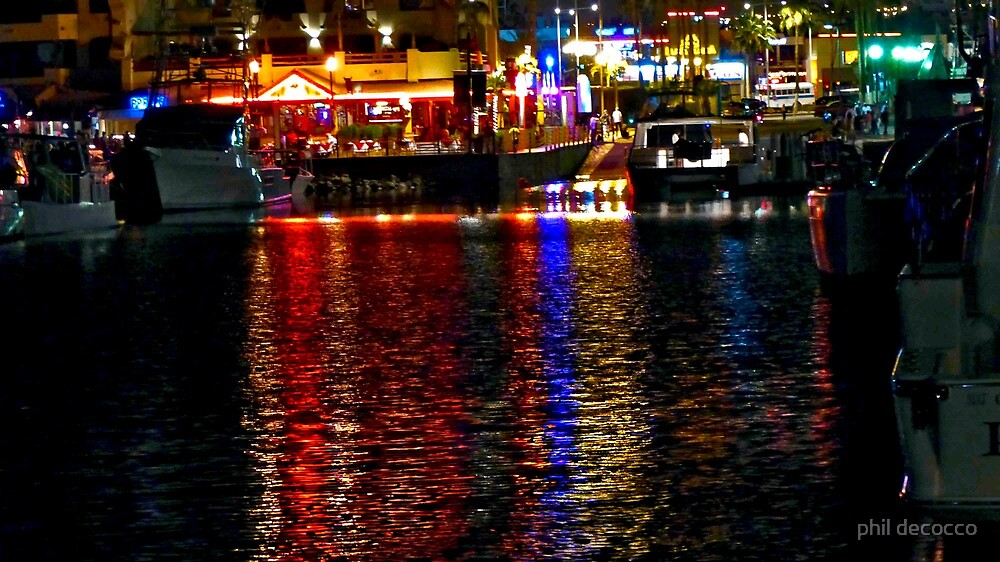Baja Evening by phil decocco