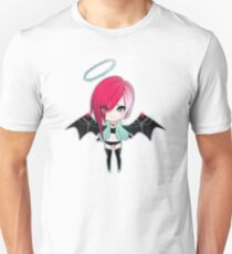 Punk Girl Collection: Strawberry Demon Unisex T-Shirt