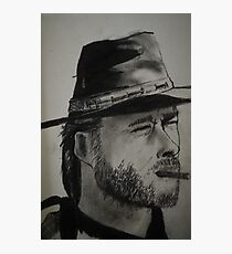 man with no name Photographic Print