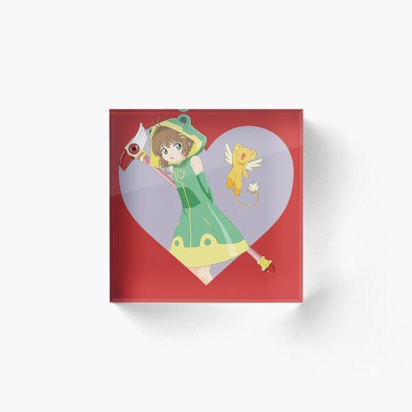 Cardcaptor Sakura Acrylic Block