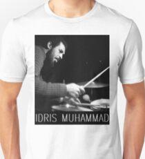 IDRIS MUHAMMAD Unisex T-Shirt