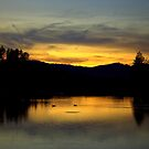 Goldwater Lake Prescott Arizona by K D Graves Photography