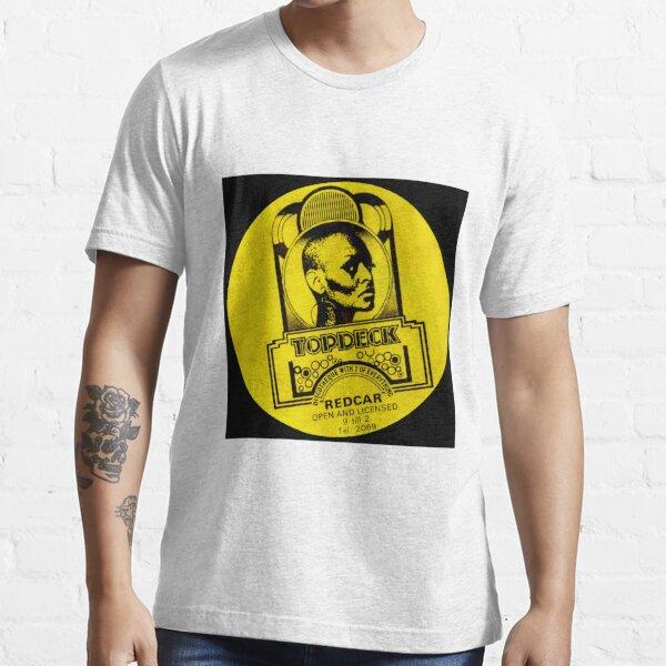 REDCAR TOP DECK  Essential T-Shirt