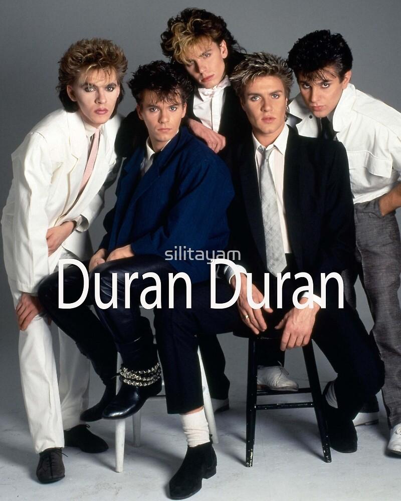 Duran Duran Paper Gods b by silitayam