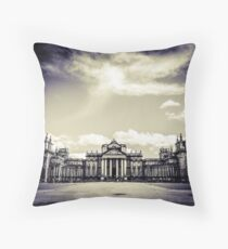Blenheim Palace Throw Pillow