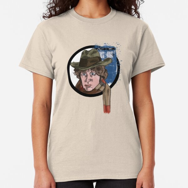 Fourth Lord of Time Classic T-Shirt