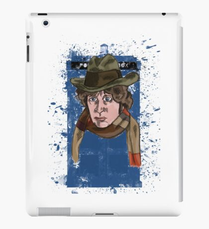 Fourth Lord of Time iPad Case/Skin