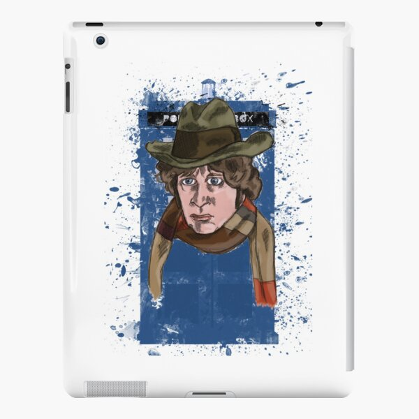 Fourth Lord of Time iPad Snap Case