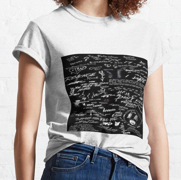 XXX tentacion Camiseta clásica