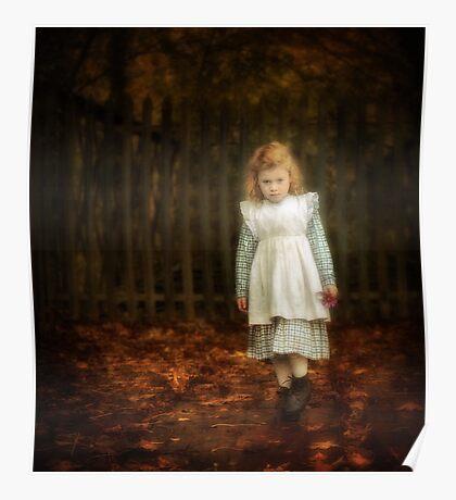Lonley Child Poster