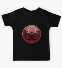 ZOMBIE APOCALYPSE HAZMAT by Zombie Ghetto Kids Clothes