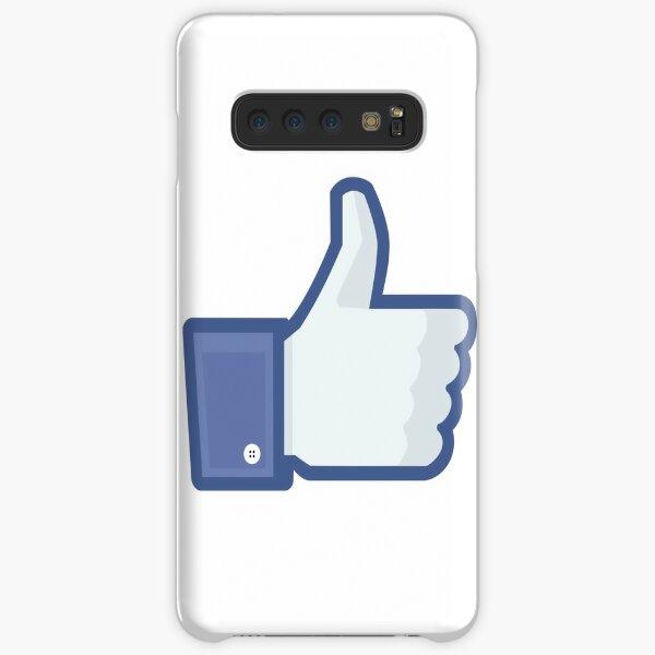 Facebook 'like' button Samsung Galaxy Snap Case