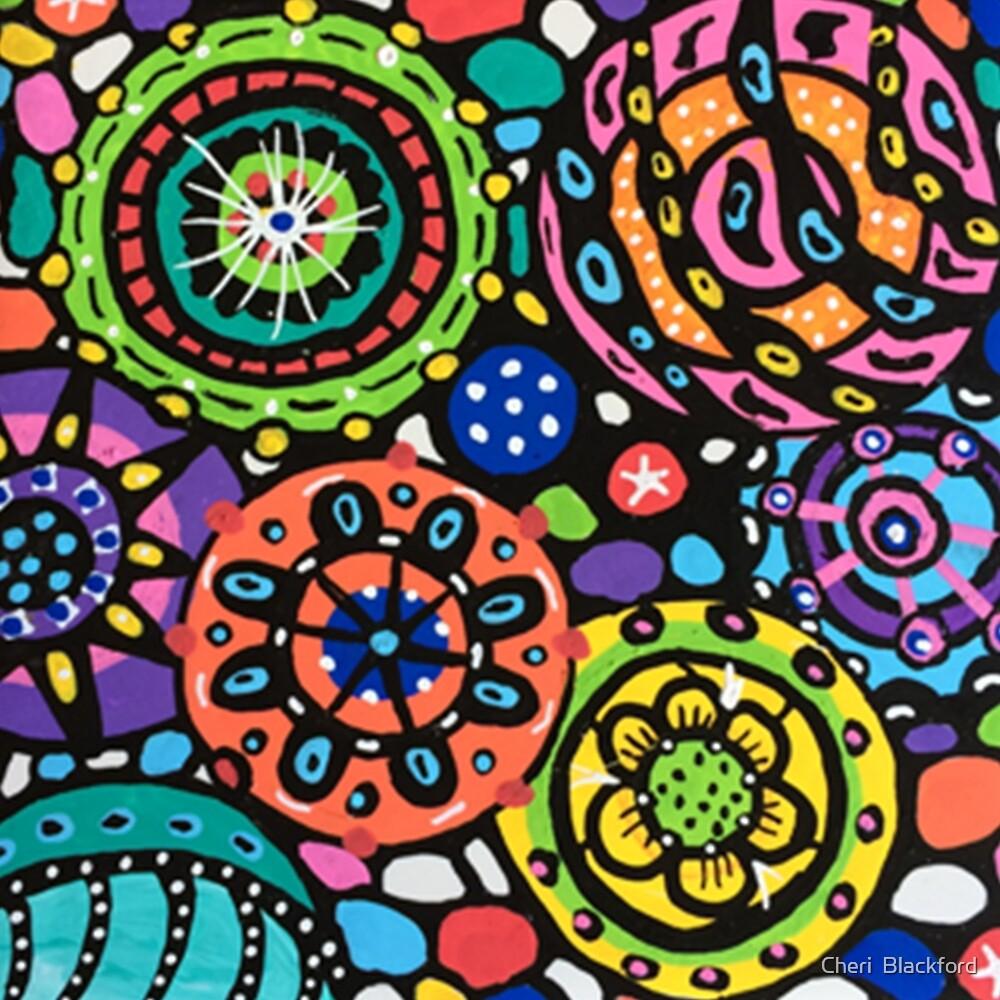 Mexi Bubble by Cheri  Blackford