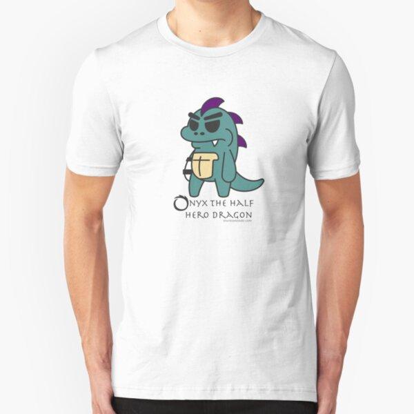 Onyx, tokidoki style Slim Fit T-Shirt