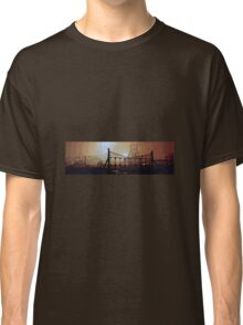bates colliery night-time Classic T-Shirt