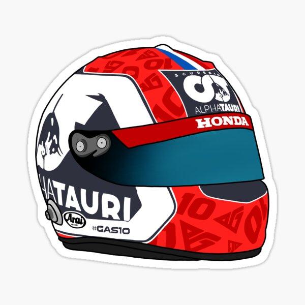Casque Pierre Gasly 2020 F1 Sticker