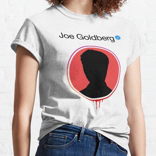 Joe Goldberg Verified Psycho Classic T-Shirt