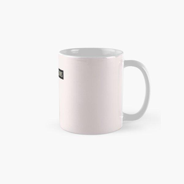 Avoid Distractions Classic Mug