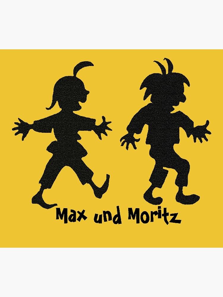 Max and Moritz by edsimoneit