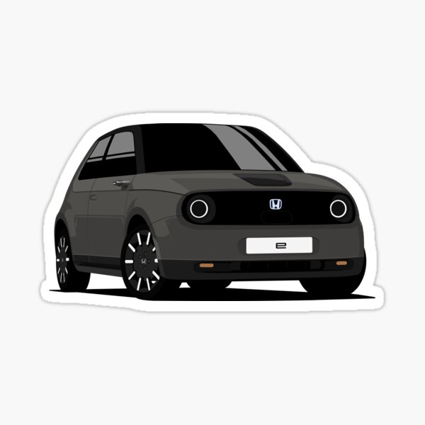 Honda e Sticker