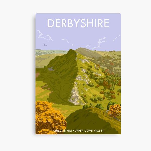Chrome Hill, Derbyshire Canvas Print