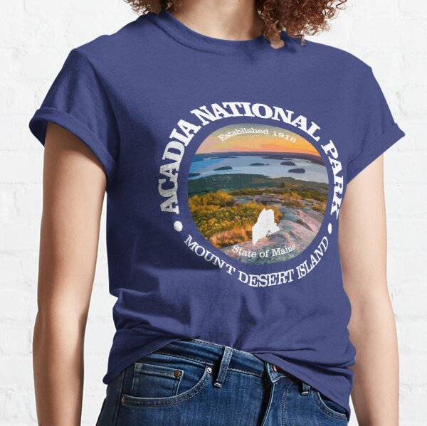 Acadia National Park (NP) Classic T-Shirt