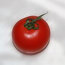 Juicy Red Tomato by AnnDixon