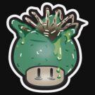 Mushroom-FaceHugger by DarkChoocoolat