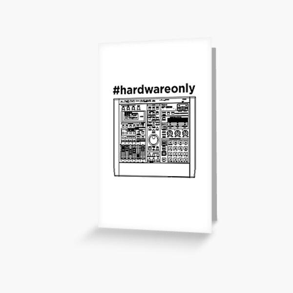 #hardwareonly  SP-808 Greeting Card