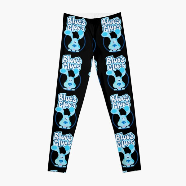 Blues Clues Gift For Men And Women, Halloween day, Thanksgiving day, Christmas day Leggings