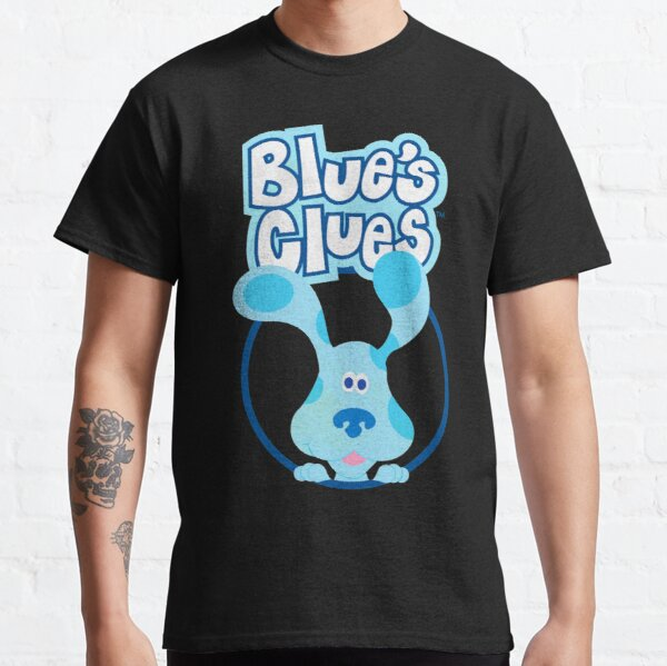 Blues Clues Gift For Men And Women, Halloween day, Thanksgiving day, Christmas day Classic T-Shirt