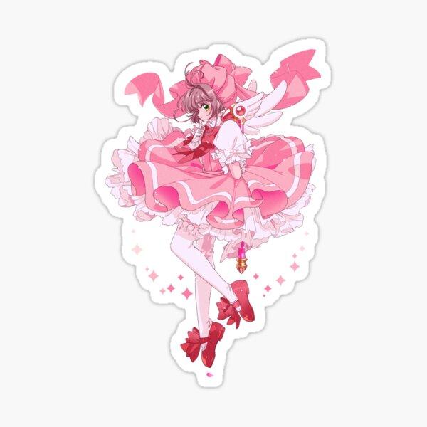 Kawaii Cardcaptor Sakura Sticker