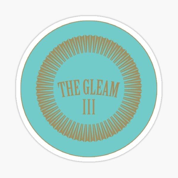 Avett Brothers - Gleam III Sticker