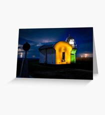 It was a Dark and Stormy night! Greeting Card