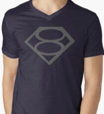 Kal-el   |   Hope Men's V-Neck T-Shirt