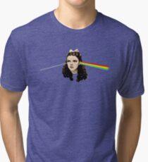 Dark side of the Rainbow Tri-blend T-Shirt