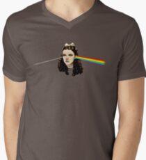 Dark side of the Rainbow Men's V-Neck T-Shirt
