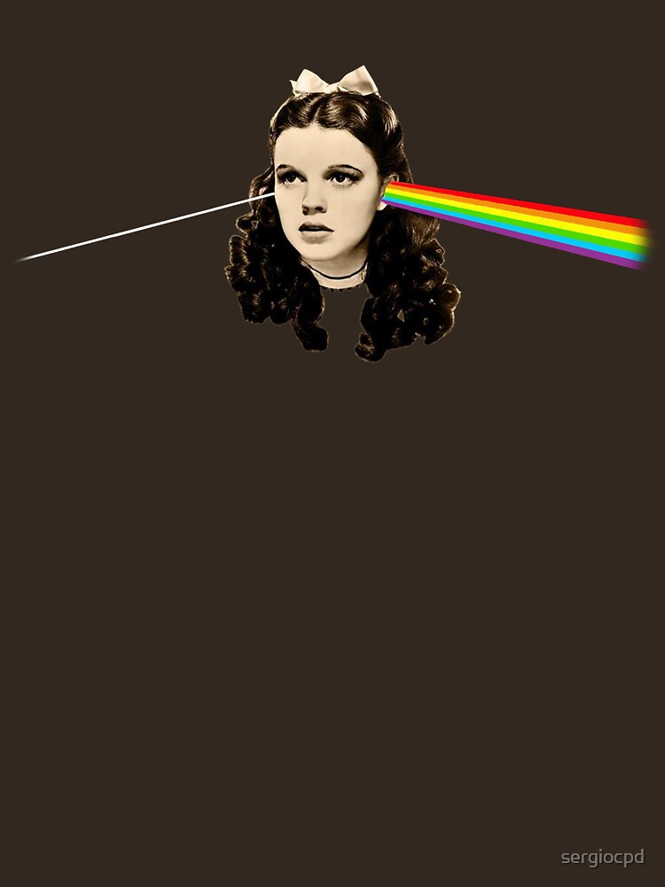 TShirtGifter presents: Dark side of the Rainbow | Unisex T-Shirt