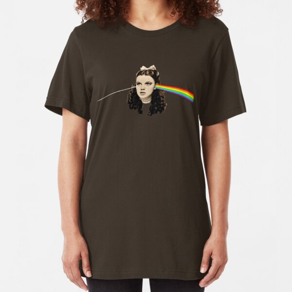 Dark side of the Rainbow Slim Fit T-Shirt