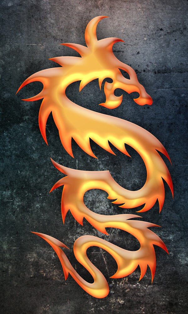 Golden Dragon by Gold Target
