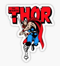 The Mighty Thor Sticker