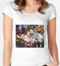 Caskett Always Women's Fitted Scoop T-Shirt