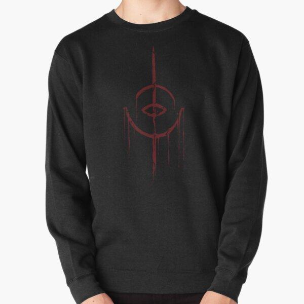 Bloodborne Moon rune Pullover Sweatshirt