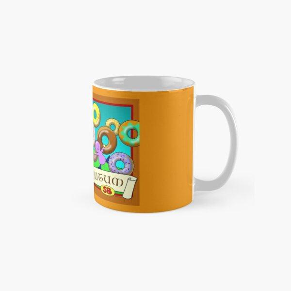 Carpe Donutum Classic Mug