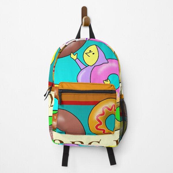 Carpe Donutum Backpack