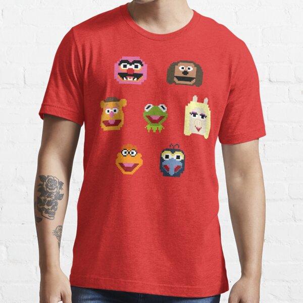 8-Bit Muppets Essential T-Shirt