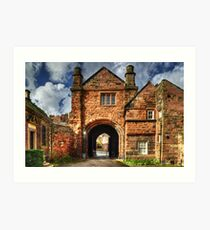 The Gatehouse Art Print