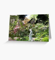 The National Botanical Gardens in Dublin Greeting Card