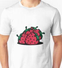 Strawberry fruit sweet bio T-Shirt