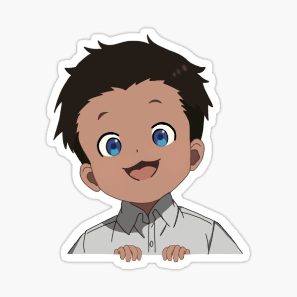 The Promised Neverland Phil Sticker